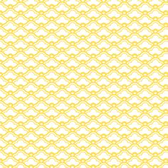 matsukata mini in citrine fabric by chantae on Spoonflower - custom fabric