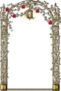 Seni dekorasi Page Borders Design, Border Design, Borders For Paper, Borders And Frames, Wedding Card Design Indian, Christmas Frames, Frame Clipart, Paper Frames, Floral Border