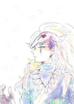 Imagen de akatsuki no yona