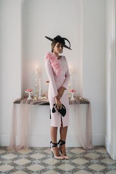 Look invitada boda: algodón de azúcar Sin categoría - Confesiones de una Boda