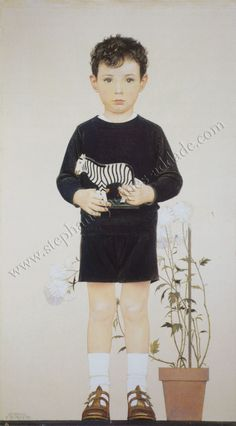 Master Arturo Ramos 1931 by Bernard Boutet de Monvel (French 1881-1949)