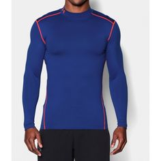 Pánské kompresní triko s dlouhým rukávem Under Armour Under Armour, Athletic, Adidas, Jackets, Fashion, Down Jackets, Moda, Athlete, Fashion Styles