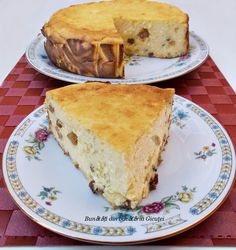 Food Cakes, Pie Recipes, Quiche, Sandwiches, Cheesecake, Food And Drink, Ice Cream, Breakfast, Sweet