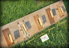 cement trowel coat rack re-purposed treasures shizzle design grand rapids mi
