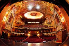 """Thrillist includes the Alabama Theatre on its list of the """"12 Coolest Movie Theaters in the World"""""""