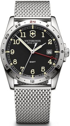 @vxswissarmy  Watch Infantry GMT #bezel-fixed #bracelet-strap-steel #brand-victorinox-swiss-army #case-material-steel #case-width-40mm #classic #date-yes #delivery-timescale-call-us #dial-colour-black #gender-mens #gmt-yes #movement-quartz-battery #official-stockist-for-victorinox-swiss-army-watches #packaging-victorinox-swiss-army-watch-packaging #style-sports #subcat-infantry #supplier-model-no-241649 #warranty-victorinox-swiss-army-official-3-year-guarantee #water-resistant-100m