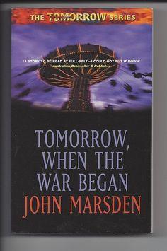 John Marsden Tomorrow When THE WAR Began PB Australian Children'S Books Series 0330274864   eBay