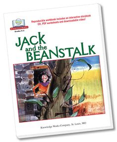 #Jack and the Beanstalk Educational Software | Knowledge Works Company