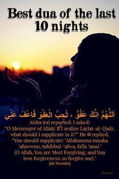 Shab e qadar Islamic Dua, Islamic World, Islamic Quotes, Religious Quotes, Ramadan Tips, Ramadan Day, Ramadan 2016, Shab E Qadar, Le Prophete Mohamed