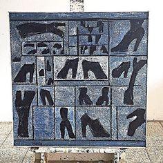 "Estudio ""Tábara"" Obras de Arte. Óleo . Medidas 100x100 cm. Info al 0969269562 Ing. Lalo Tábara."