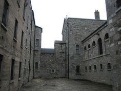 Kilmainham Gaol is a Building in L. Plan your road trip to Kilmainham Gaol in L with Roadtrippers. Kilmainham Gaol, Best Amusement Parks, Travel Abroad, Dublin, 18th Century, Trip Advisor, Ireland, Mystery, Old Things