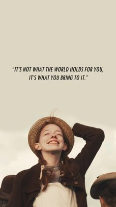 Anne of Green Gables Anne Green, Anne Of Green Gables, Anne Shirley, Quotes Lockscreen, Wallpaper Quotes, Sassy Wallpaper, Purple Wallpaper, Gilbert And Anne, Citations Film