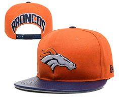 NFL Denver Broncos Orange Snapback Hats--YD Denver Broncos Shoes 0d42228e714