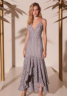 Best Summer Fashion Part 5 Cute Dresses, Casual Dresses, Short Dresses, Fashion Dresses, Summer Dresses, Maxi Robes, Stripes Fashion, I Dress, Designer Dresses