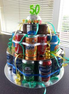 Schijt aan mijn leeftijd taart 50 jaar cadeau sarah - Tolles geschenk zum 18 ...