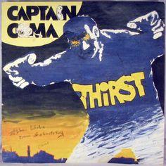 Captain Coma - Thirst - Music & Arts. De (Psychobilly)