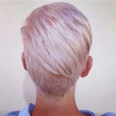 Candy blonde @Headofficehair