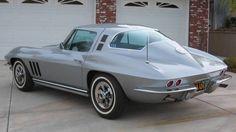 1965 Chevy Corvette Coupe, 327cid/365hp