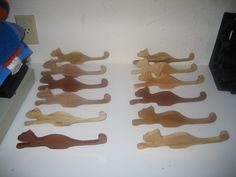 Painted Kitchen Oven Push Pull Stick