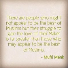 Mufti Menk Quotes (@MuftiMenkQuotes) on Twitter