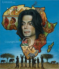 """""""Africa In Me"""" by Helena Kadlcikova. This is absolutely beautiful!! ❤❤❤"""