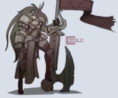 ArtStation - Daily Characters 2, Jon Comoglio