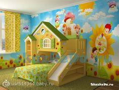 Best Shared Girls Bedroom – My Life Spot Baby Bedroom, Baby Boy Rooms, Girls Bedroom, Kids Rooms, Baby Decor, Kids Decor, Little Girl Beds, Pink Bedrooms, Kids Room Design