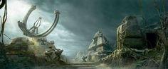 Necron Fortification - Faeit 212: Warhammer 40k News and Rumors