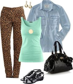 """casual"" by csallsazar on Polyvore"