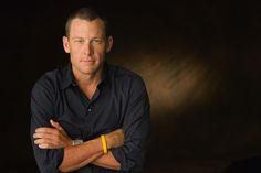 What an amazing person. Lance Armstrong fights cancer and comes back to win 7 Tour de France races!