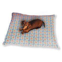 Uneekee Geometric Alhambra Dog Pillow Luxury Dog / Cat Pet Bed