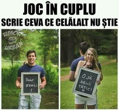 Joc in cuplu - Viral Pe Internet Really Funny, Funny Texts, I Laughed, Haha, Funny Pictures, Humor, Comics, Fun Jokes, Meme