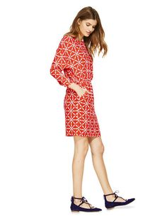 Batwing Dress WH902 Day Dresses at Boden