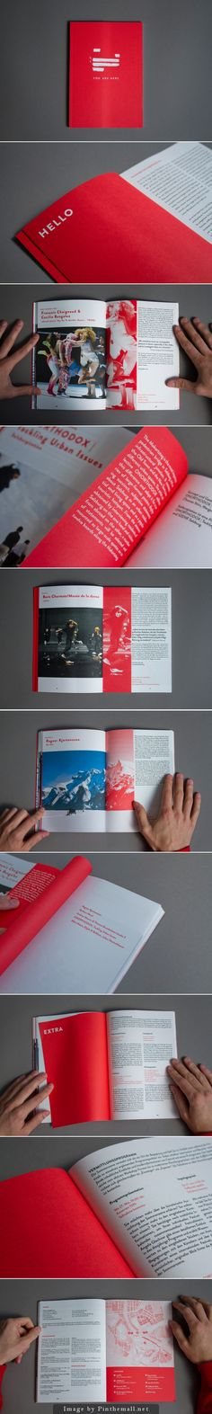 Simple and Effective Magazine Layout Design for Sommerszene 13