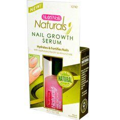 Nutra Nail, Naturals, Nail Growth Serum, 0.45 fl oz (13 ml)