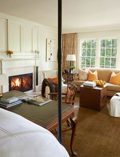 Blackberry Farm--luxury accommodations and culinary classes--in Tennessee