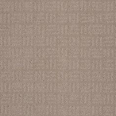 """HGTV Home carpeting by Shaw Floors in style """"In the Know"""" color Misty Blush"""