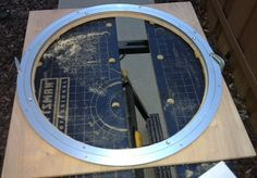 5) Attach the bearing, line up and clamp down.