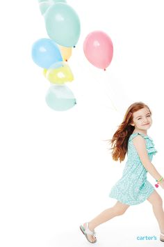 Going places. Breezy styles for daydreaming and believing she can do anything!