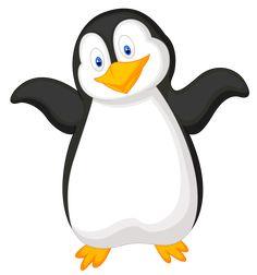 "Photo from album ""Птички мультяшные"" on Yandex. Penguin Images, Penguin Art, Funny Penguin, Bird Crafts, Rock Crafts, Penguin Baby Showers, Penguin Tattoo, Penguins And Polar Bears, Penguin Birthday"