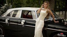 alquiler de coches clasicos para bodas en Cadiz. Rover P5