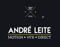 """Check out new work on my @Behance portfolio: """"Showreel 2014"""" http://on.be.net/1B3TpV8"""
