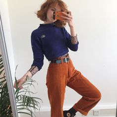 "15.4k Likes, 81 Comments - ☽ ✱ ✧ LIBBY ✱ ✧ ☆ (@liberty.mai) on Instagram: "" Back at it again with my favourite trousers"""