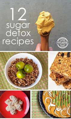 You're sweet enough as it is. These sugar detox recipes are free of added sugars and sweeteners!