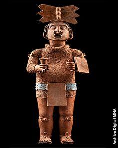 Xipec Totec en Teotihuacán.