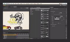 Adobe have just launched their 'new' application, Animate CC. A major component in the Creative Cloud application suite, Animate CC replaces Flash Professio