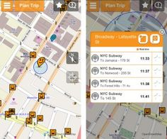 Social Transit App Moovit Launches In New York City, Just In Time To Help All Those Hapless Tourists