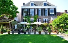 Museumcafe Ginkgo - Universiteitsmuseum - Utrecht