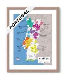 Regional Wine Appellations of Portugal