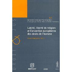 Laïcité, liberté de religion et Convention européenne des droits de l'homme : actes du colloque organisé le 18 novembre 2005 Toulouse, Weather, Chart, Human Rights, Archipelago, November, Organization, Weather Crafts